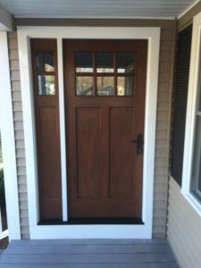 Therma-Tru Door