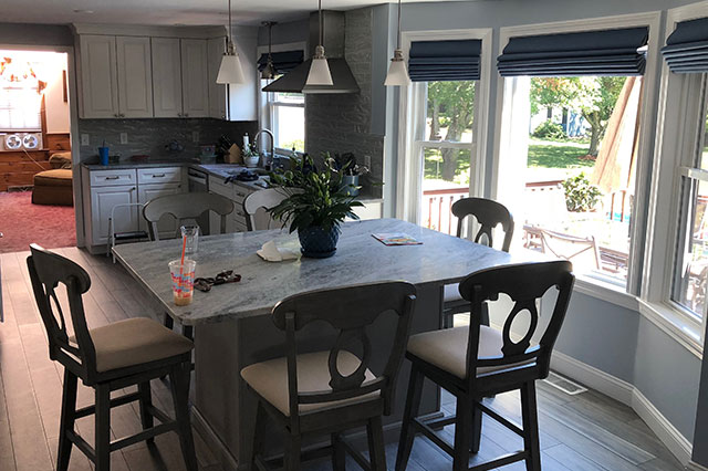 Kitchen Remodel (Before and after)